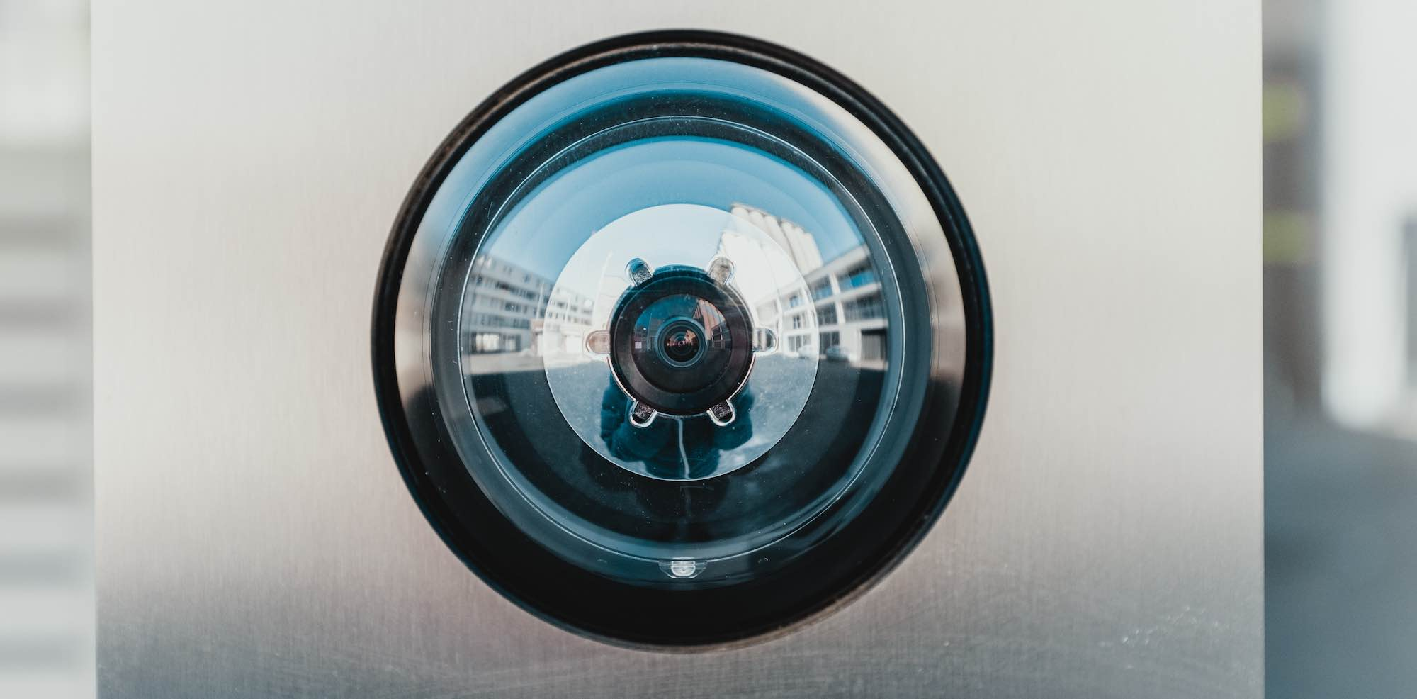 Videoüberwachung im Außenbereich